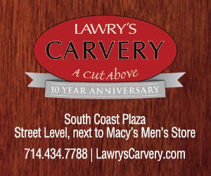 Lawry's Carvery banner ad